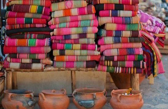 Hand-made crafts - Salta