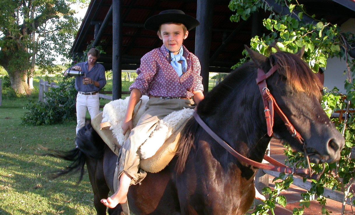 Horse Riding in Iberá