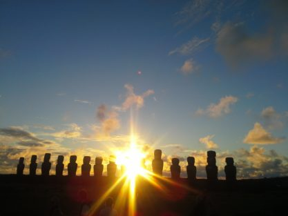 Excursions in Easter Island