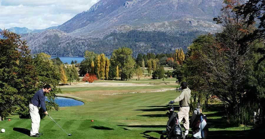 Golf Players -