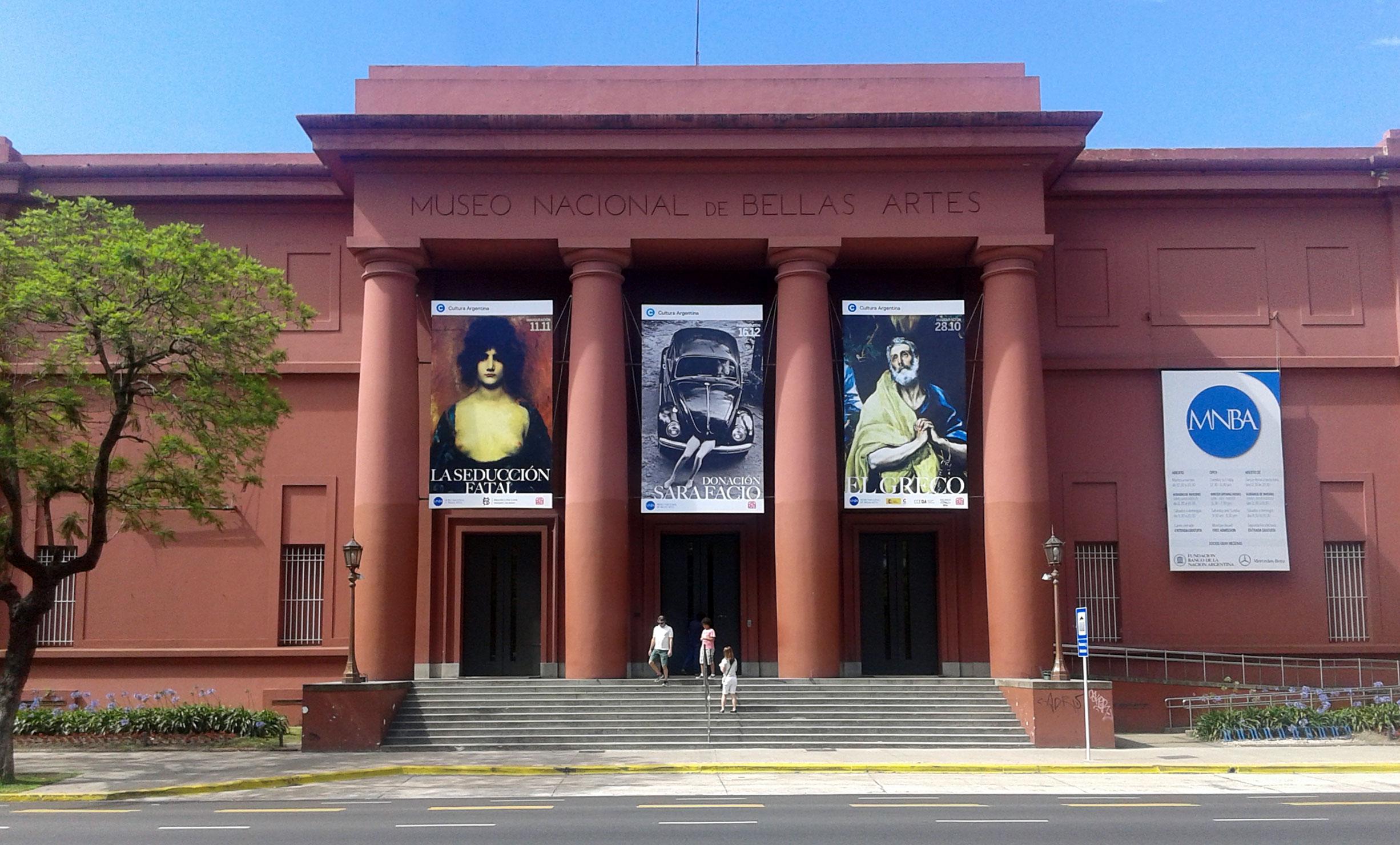 Museo de Bellas Artes Museum