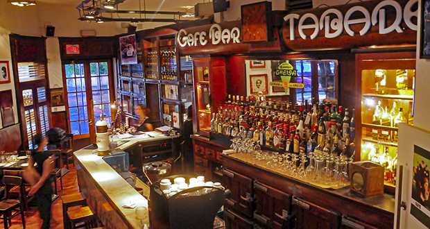 Bar in Montevideo