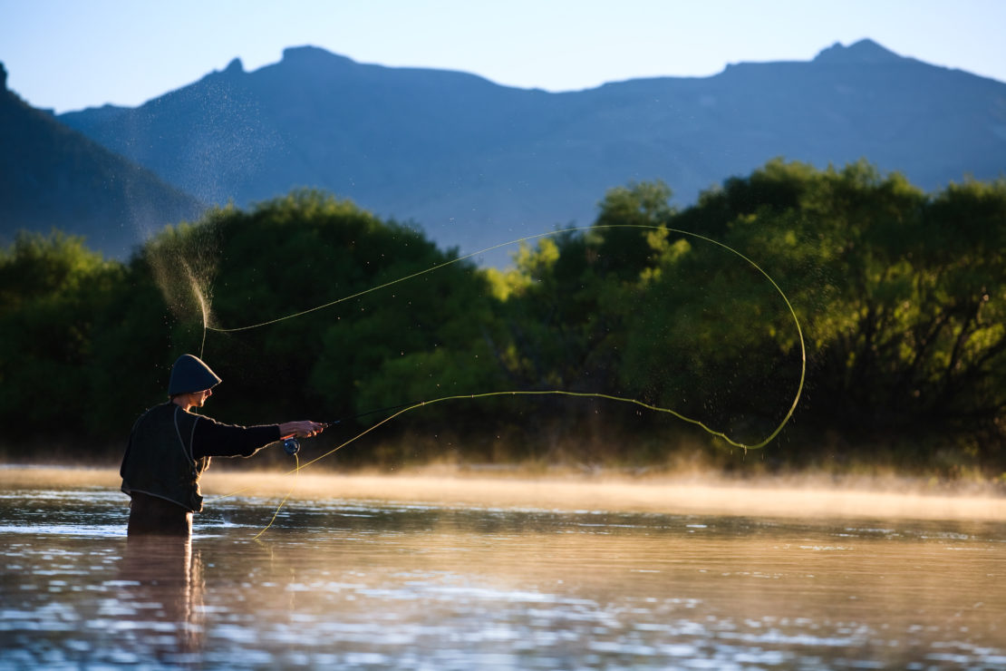 Fly Fishing in Patagonia Argentina