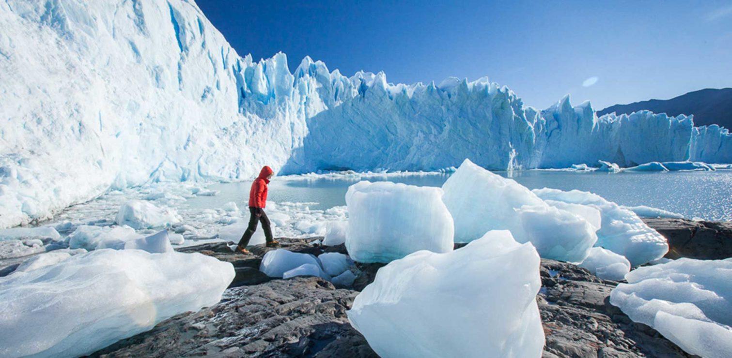 Trekking on Perito Moreno Glaciar