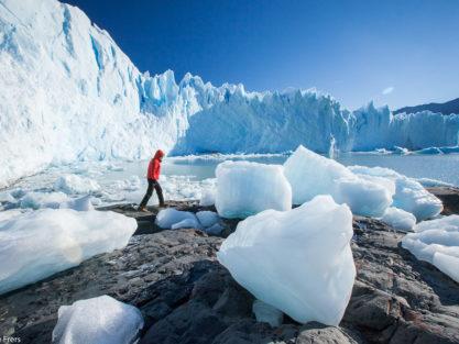 Trek Perito Moreno Glaciar