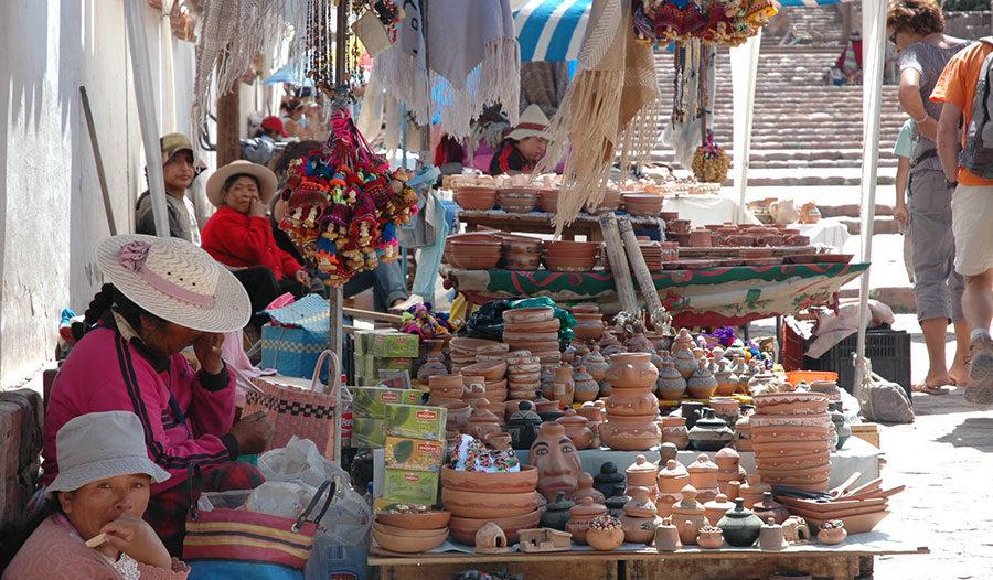 Salta Native culture