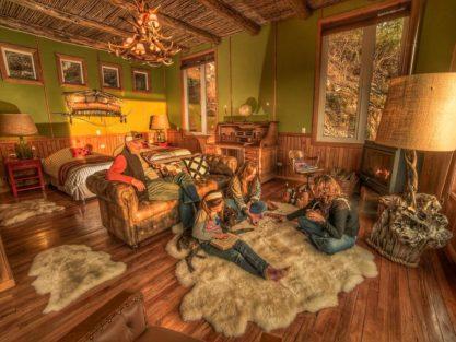 El Barraco Lodge - Chile