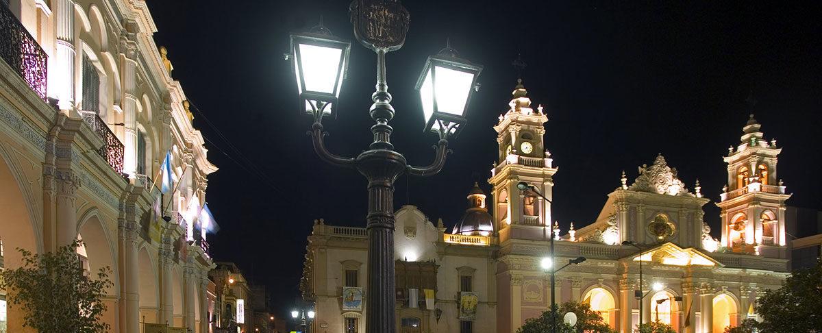 Iluminated Cathedral