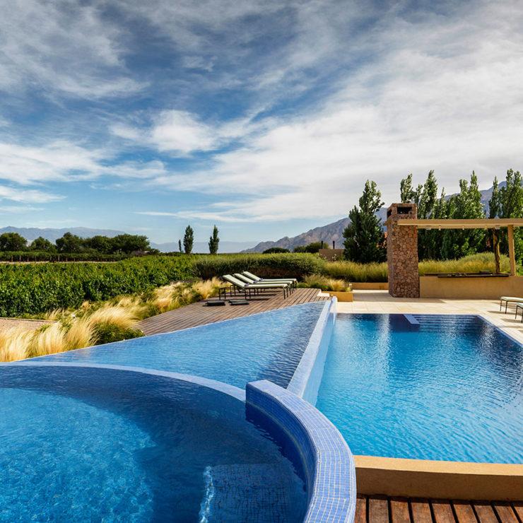 Pool View - Cafayate