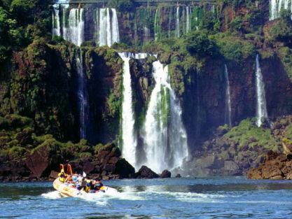 Excursions to Iguazu Falls