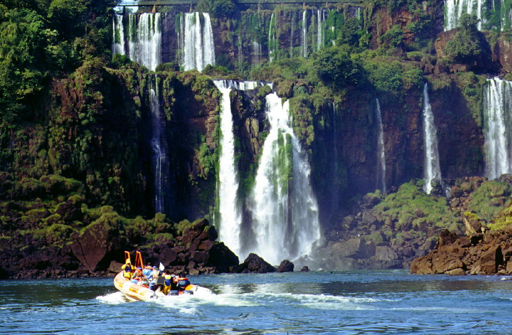 Excursions to Iguazu Falls