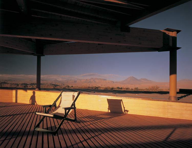 Echo-lodges in Atacama