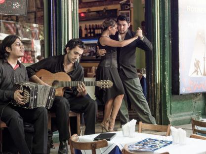 tailor-made events - Tango Lessons