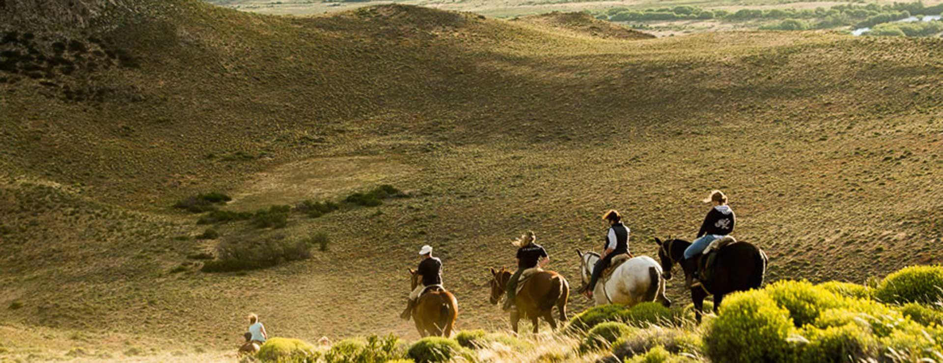 Patagonia ranches
