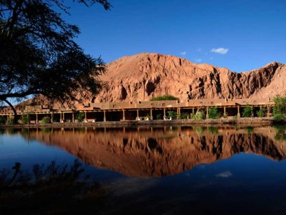 Echo-lodges in Atacama
