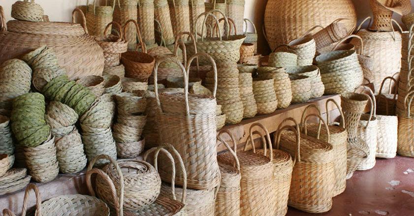 Hand-made crafts - Cafayate