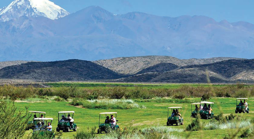 Golf in Mendoza