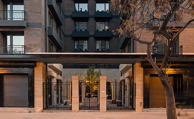The Singular Santiago Lastaria Hotel