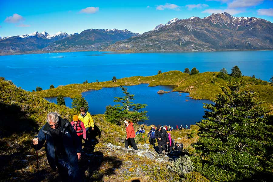 Trekking Southern Chile