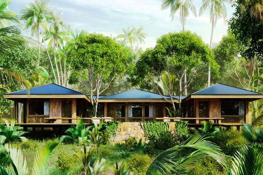 Luxurious lodges in Iguazú