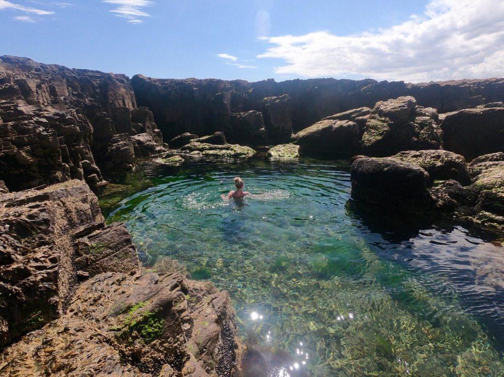 Bahia Bustamante Marine Reserve