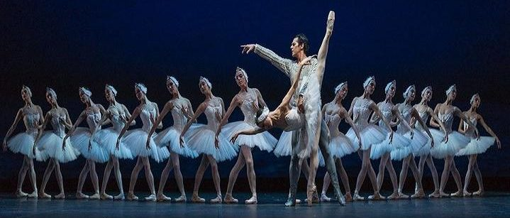 Ballet at Colon Theatre