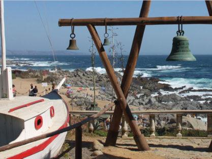 Excursions in Chile - Campanas Isla Negra