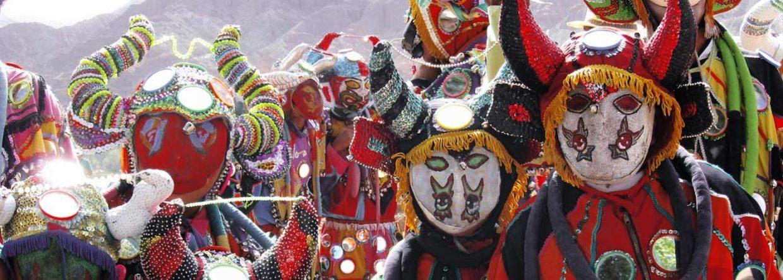 Carnival in Jujuy