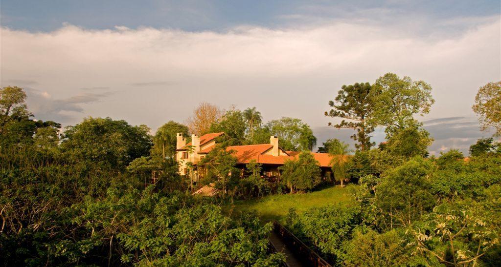 Accommodations in Iguzú