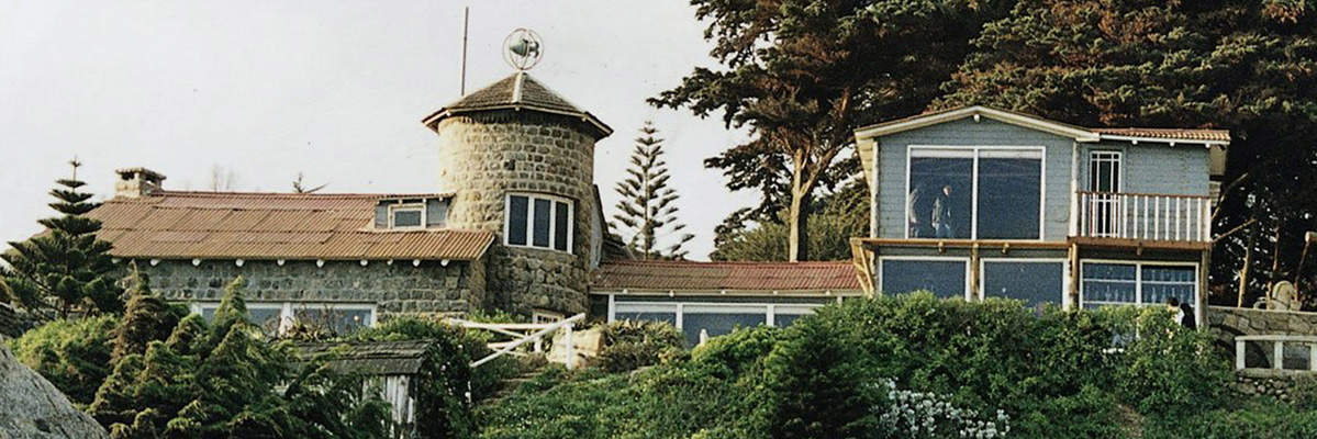 House in Isla Negra