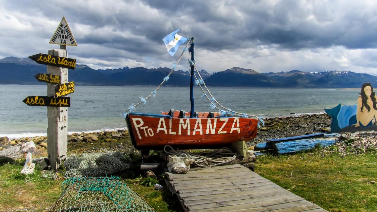 Ushuaia Coast