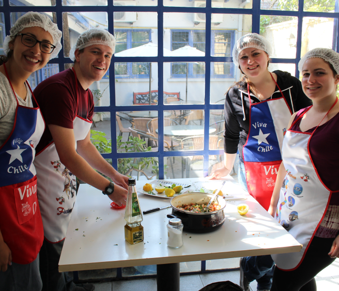 Cooking workshop - Santiago