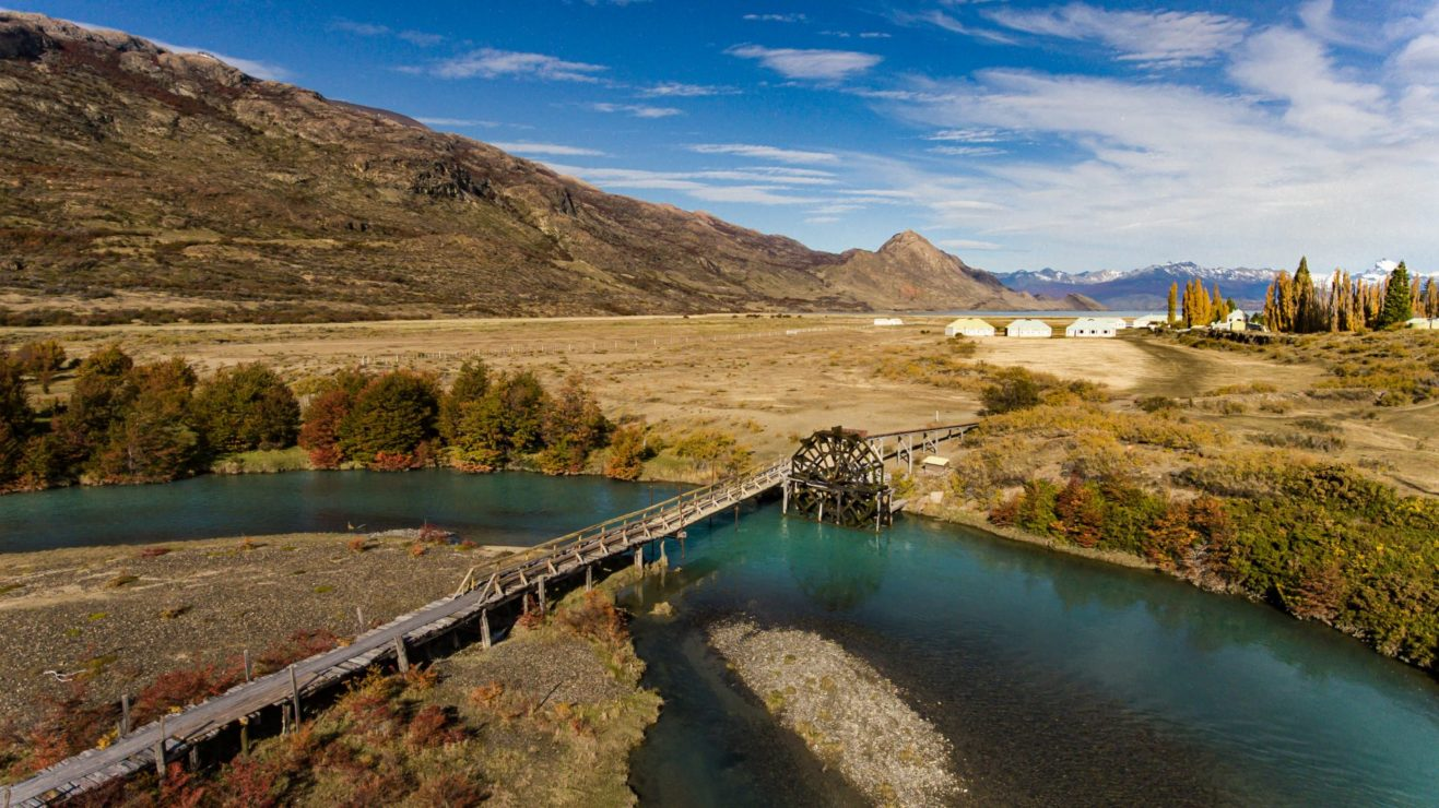Calafate Bridge