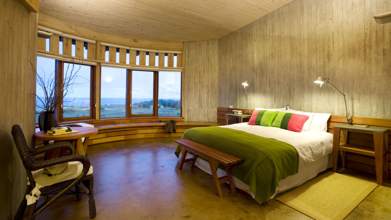 Hotel Room - Easter Island