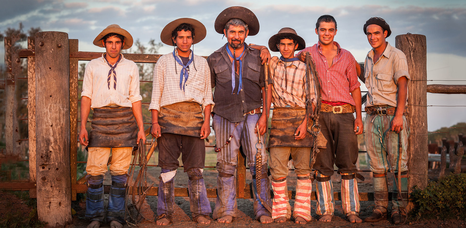 Gauchos of Ibera Wetlands, Argentina