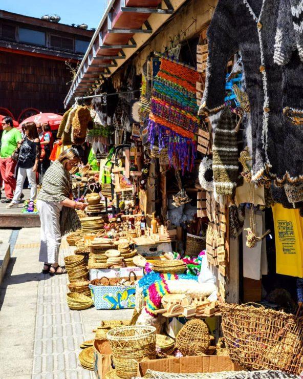 Chiloe Island - Handcrafts