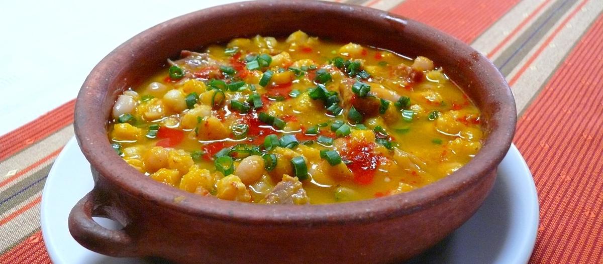 Locro - Classical Native Food