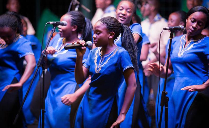 International Childrens' music festival