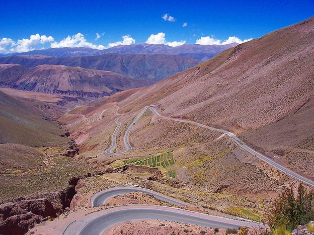 Andes Crossing