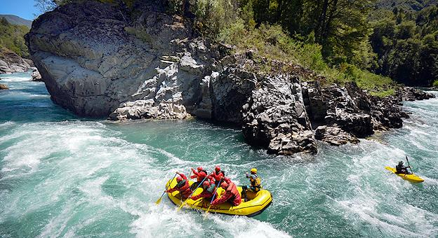Extreme Rafting - Limay