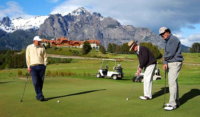 Golfing experience in Argentina