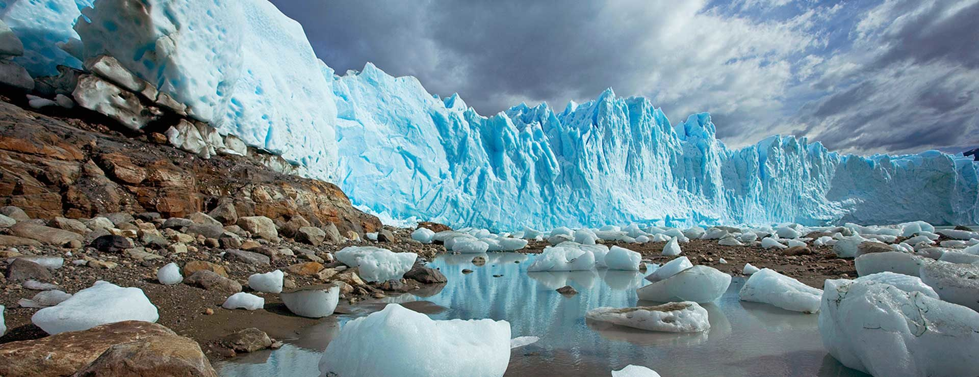 Perito Moreno Glaciar Patagonia