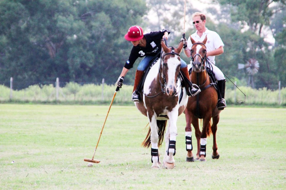 Private polo lessons