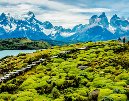 Puerto Natales, gateway to magnificent Torres del Paine