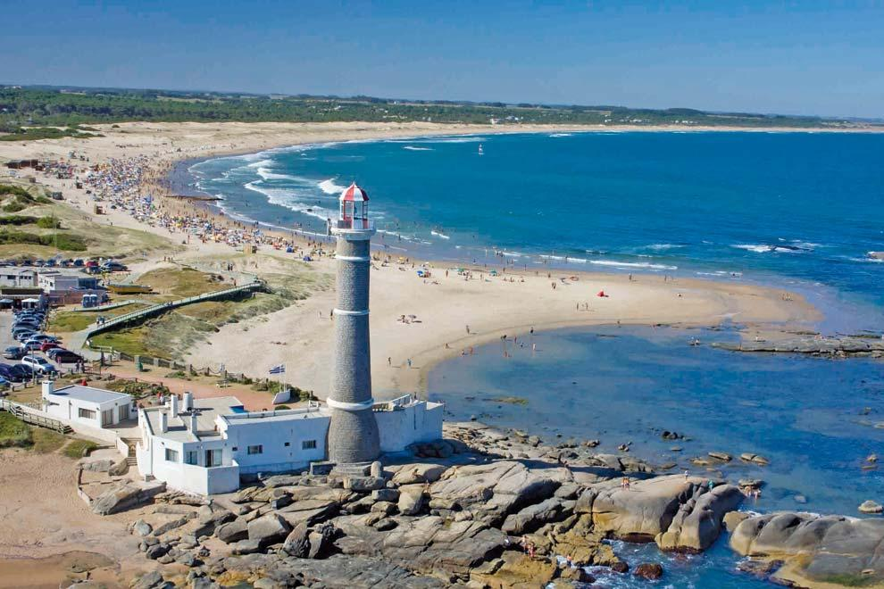 Lighthouse - Punta del Este