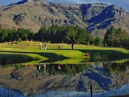 Golf in Argentine Patagonia
