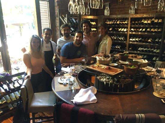 Azafran Restaurant - Mendoza