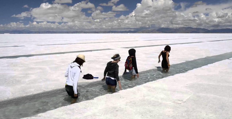Exploring Salt Flats