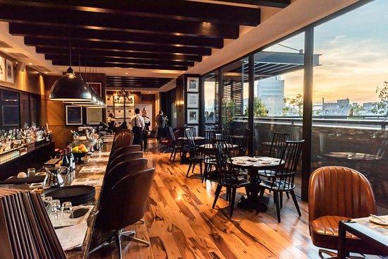 Bar in Santiago de Chile