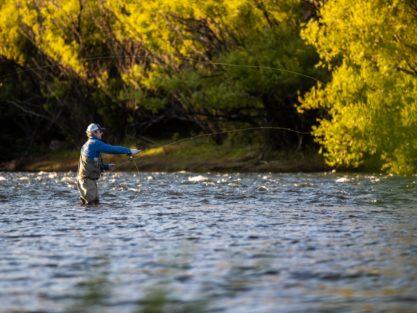 TIpiliuke Lodge fly-fishing experience